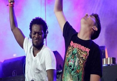 Skream & Benga Live Dubstep DJ-Sets Compilation (2011 - 2012)